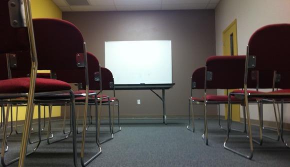 Training room length