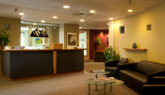 West end offices lobby