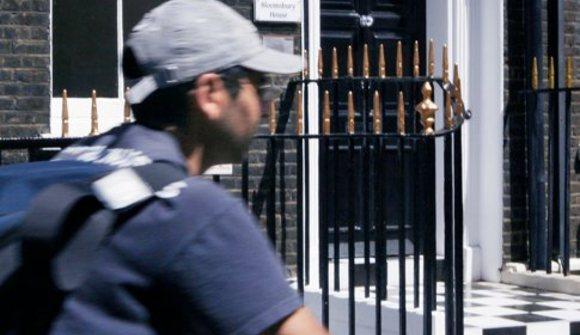 Bloomsbury front