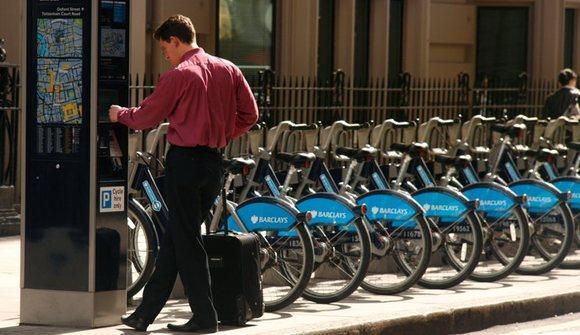 Bloomsbury boris bikes