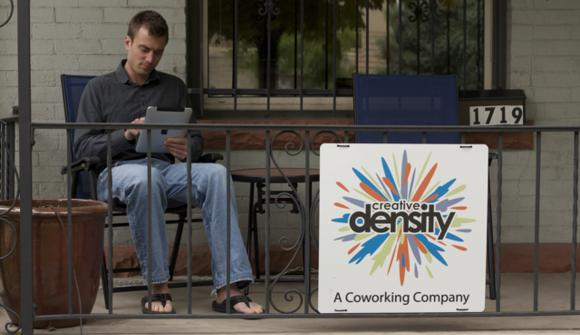 Working outside of creative density