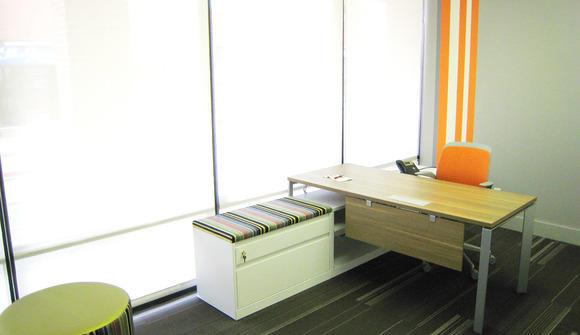 Vp private office