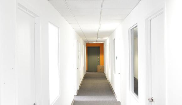 Hallway 11th floor
