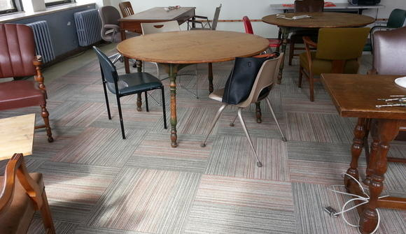 New carpet 1