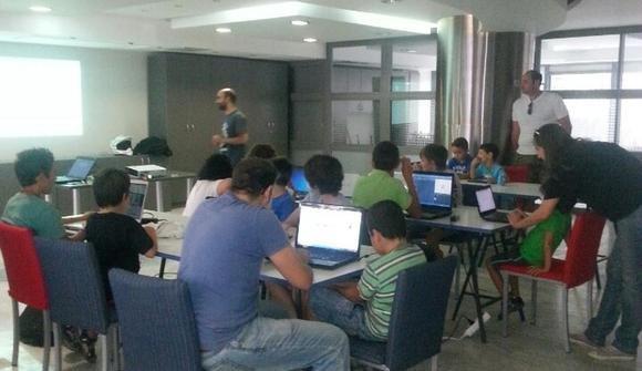 Classroom 1st floor