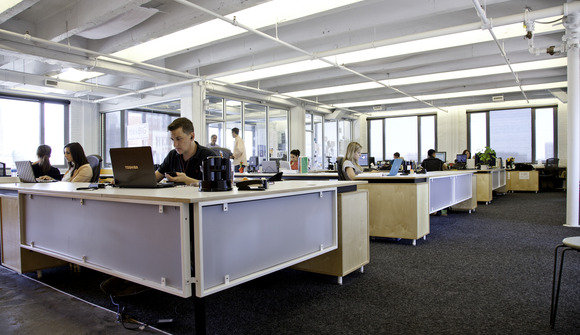 4th coworking open space