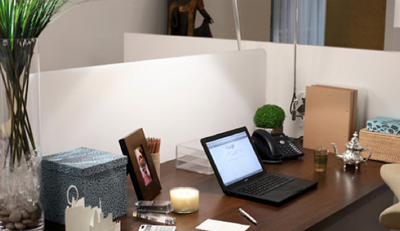 1. main typical desk
