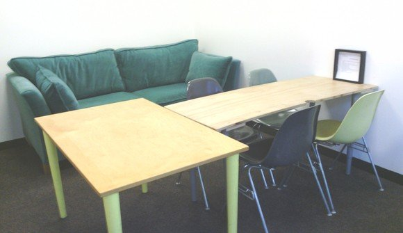 Back conf room