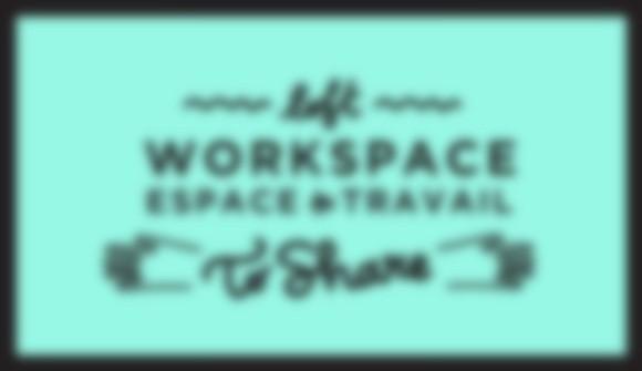 Loft Workspace / Espace de travail