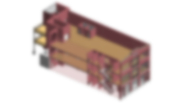 Gravity Building Complex