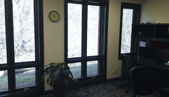 Outside window view 2