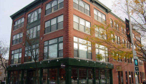New afi office essex street