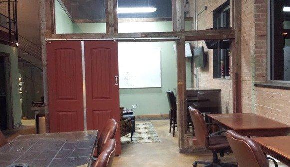 Down conf room