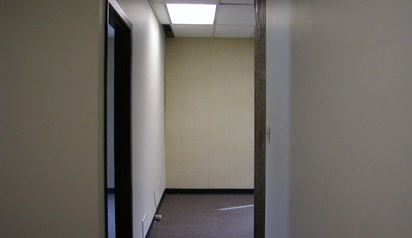 Suite 201 hall