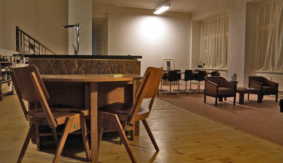 Kitchen salon sfw