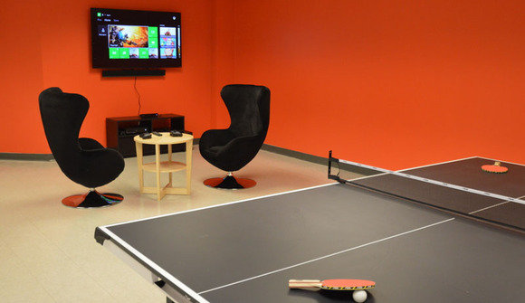 Coworking game room compressed