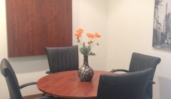 New small conference room