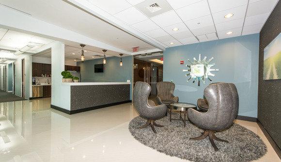 Brickell lobby 9th floor