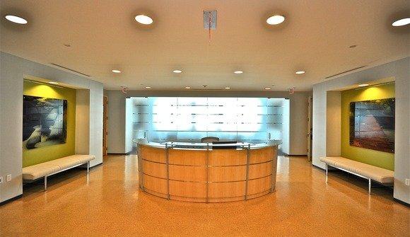 Brickell lobby 8th floor