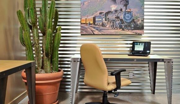 Rail yard office e