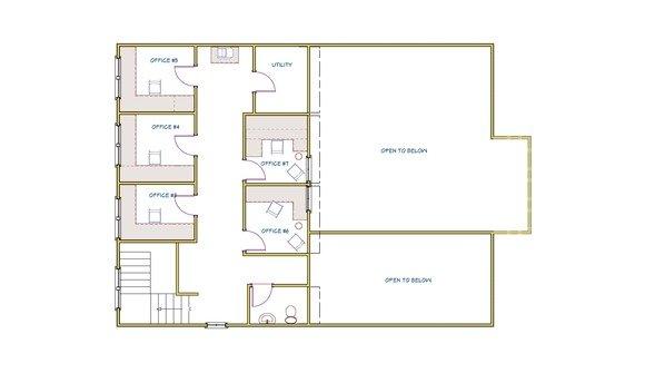 Spark upper floor for web