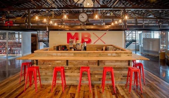Mbx kitchen bar