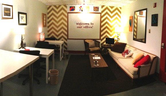 Pano large room