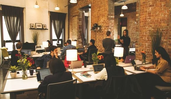 District coworking