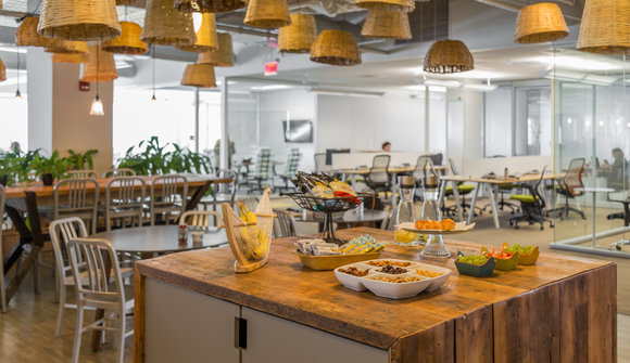 Ngin workplace amenities
