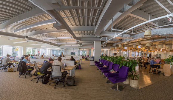Ngin workplace coworking
