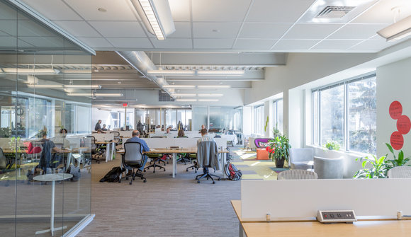 Ngin workplace space