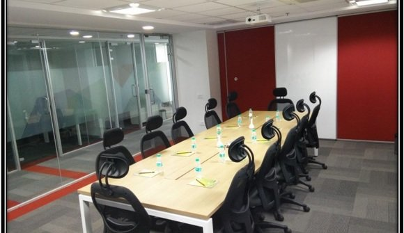 Business center meeting room 1