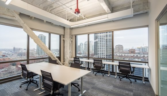 Co working firm makeoffices to open river north loop offices
