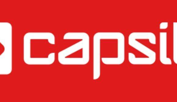 Capsity logo