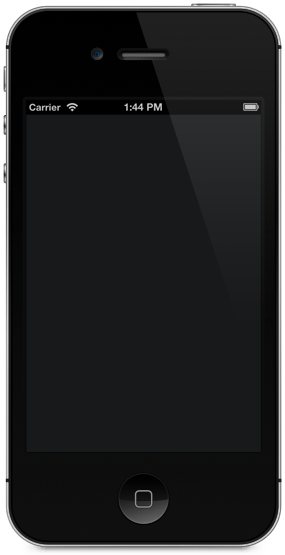 Iphone bg black