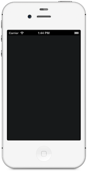 Iphone bg white